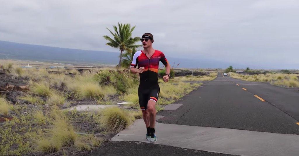 """Lionel Sanders over Ironman Hawaii in februari: """"Goed zo, koeler en minder vochtig"""""""