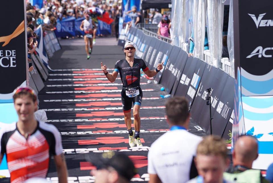 Pamphiel Pareyn en Ilona Eversdijk winnen 111 Bilzen Lockdown Triathlon Challenge