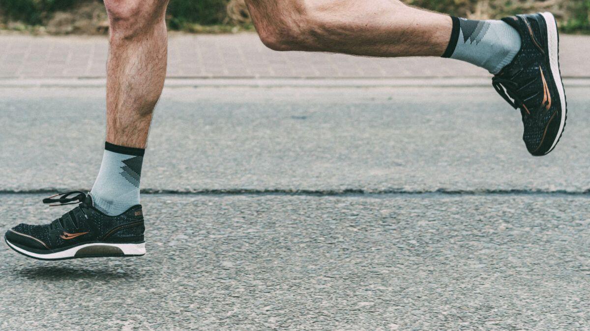 Rockay Running Socks, een gerecycleerd alternatief voor  de lopers