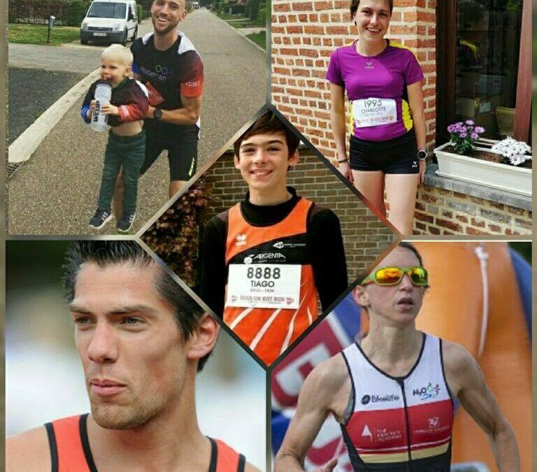 Dit was de WCUP Rond Uw Kot Run: toppers met snelle tijden en creatieve atleten