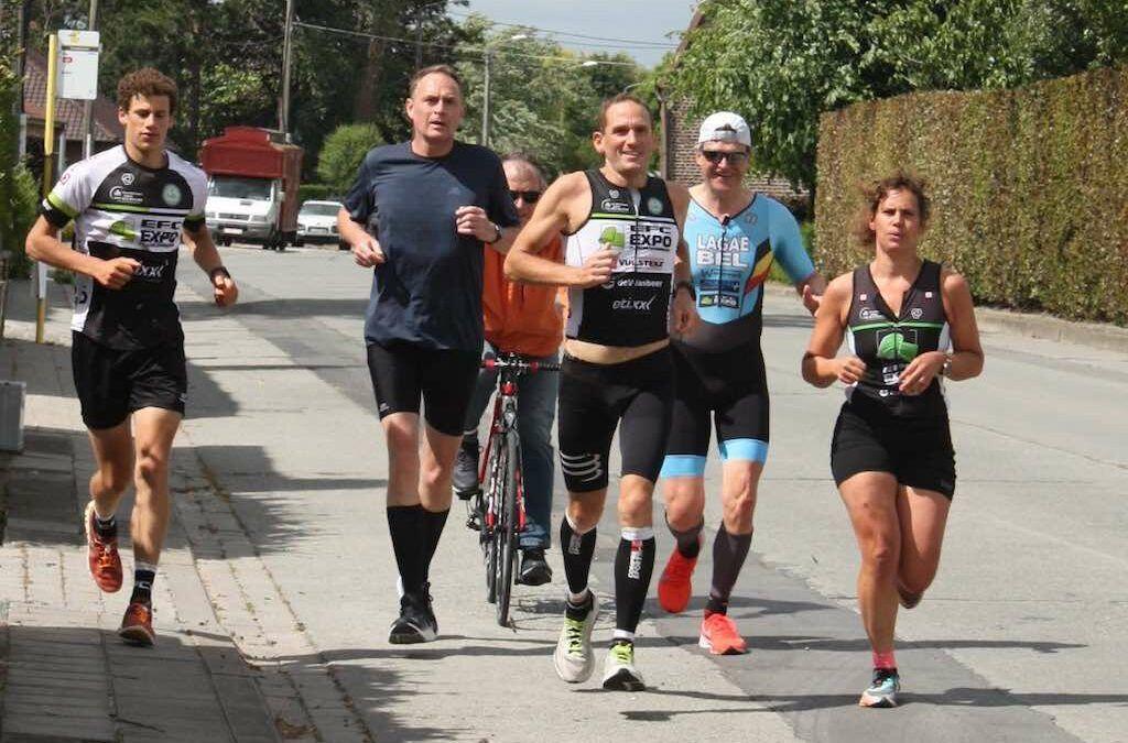 Frank Segaert volbrengt eigen Ironman Lendlee als eerbetoon aan Kasper Lagae