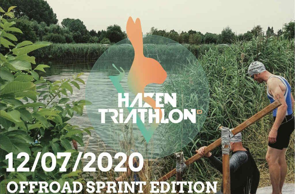 Hazentriatlon in Lokeren is 'covid-proof': 3 waves van 30 atleten, zonder supporters
