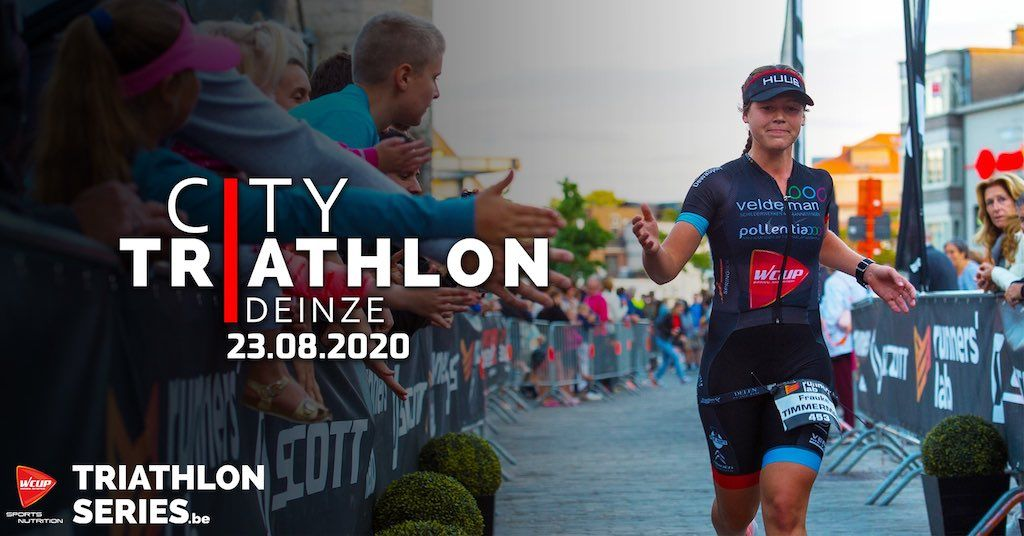 Groen licht voor 111 triatlon in Deinze in augustus 2020