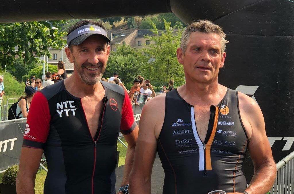Hasseltse triatleet krijgt boete van 250 euro wegens trainen zonder mondmasker