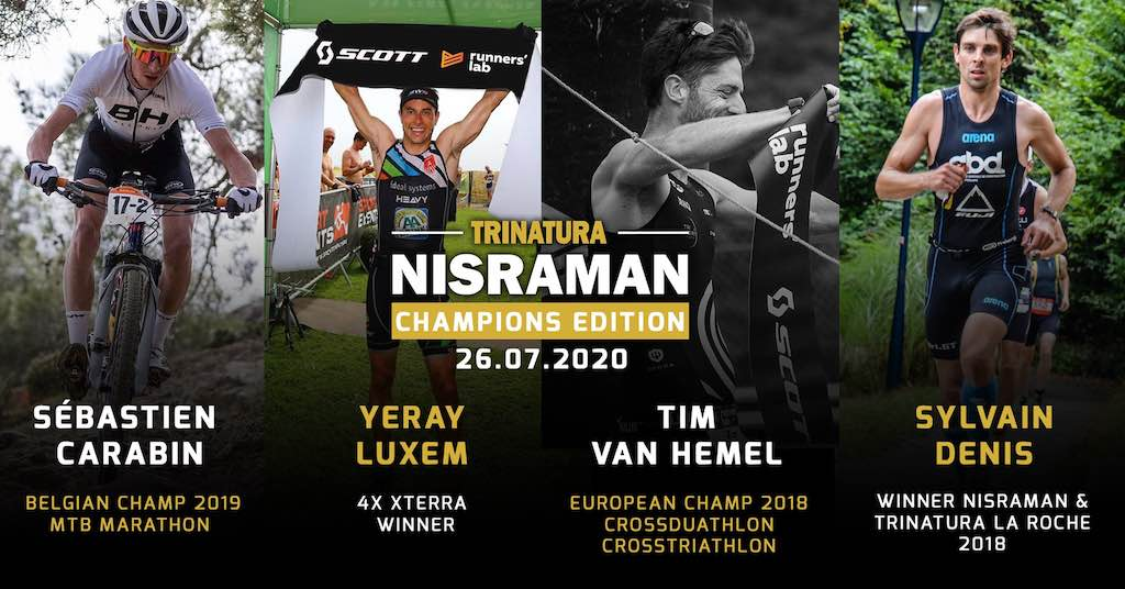 Welke kampioen wint de Champions Edition van de Nisraman?
