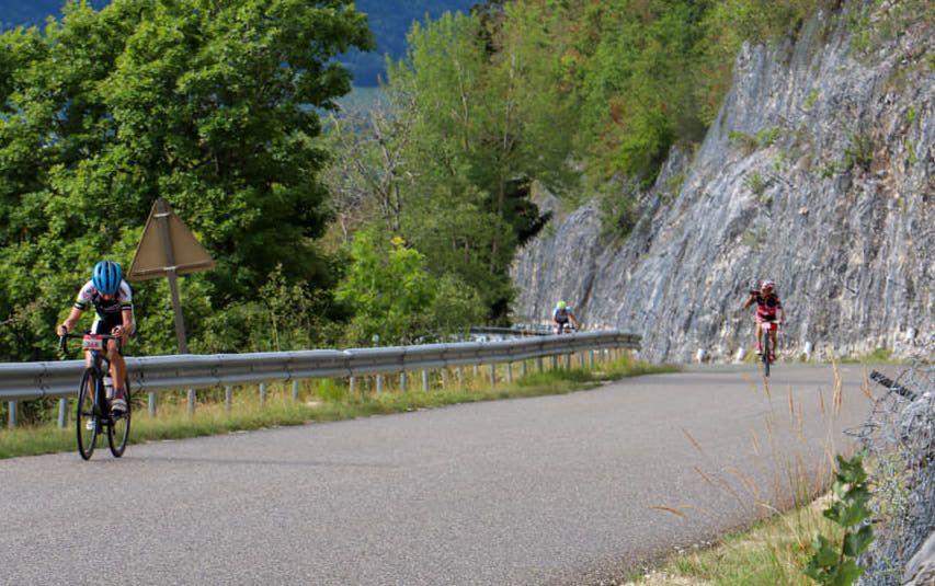 Belgische top-duatleten presteren sterk in tweedaagse Gran Fondo in Franse Alpen