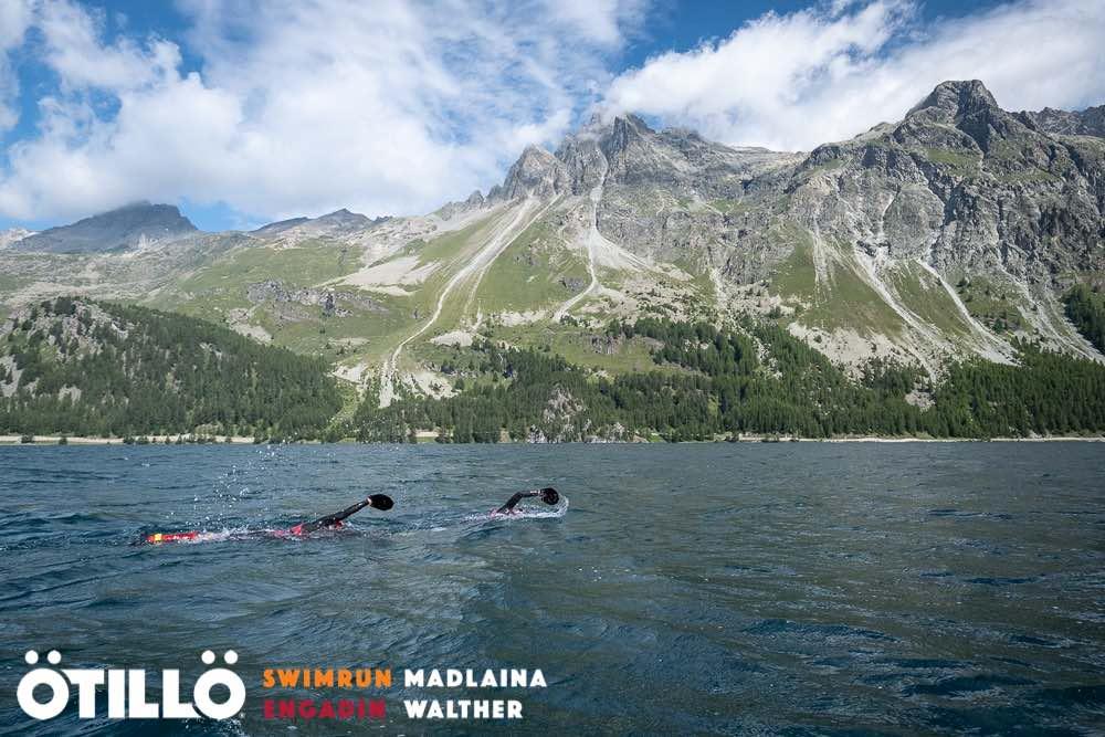 Belgen nemen mooie herstart in Otillo Swimrun World Series in Zwitserland