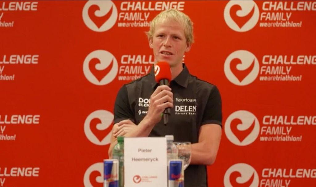 Pieter Heemeryck kijkt vooruit naar nu al heroïsche Challenge Davos: 'Hier gaat de beste atleet winnen'