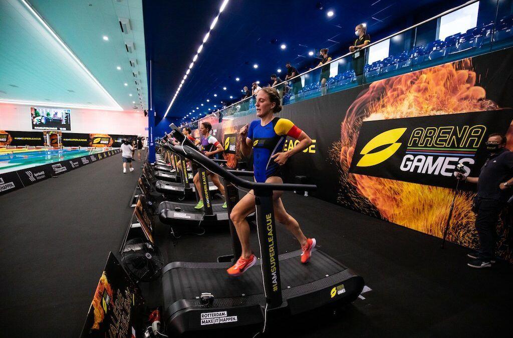 Marten Van Riel uitgenodigd voor indoor triatlon bij SLT Arena Games in Londen
