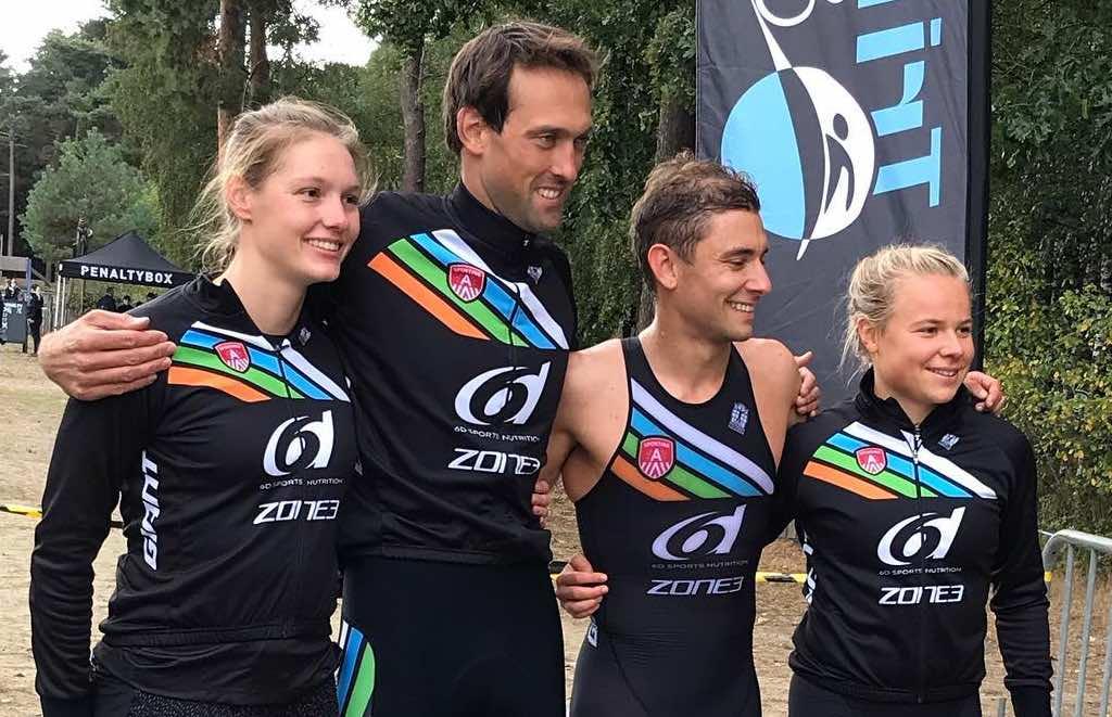 Alweer Mixed Team Relay titel en T3 winst voor Atriac Antwerpen