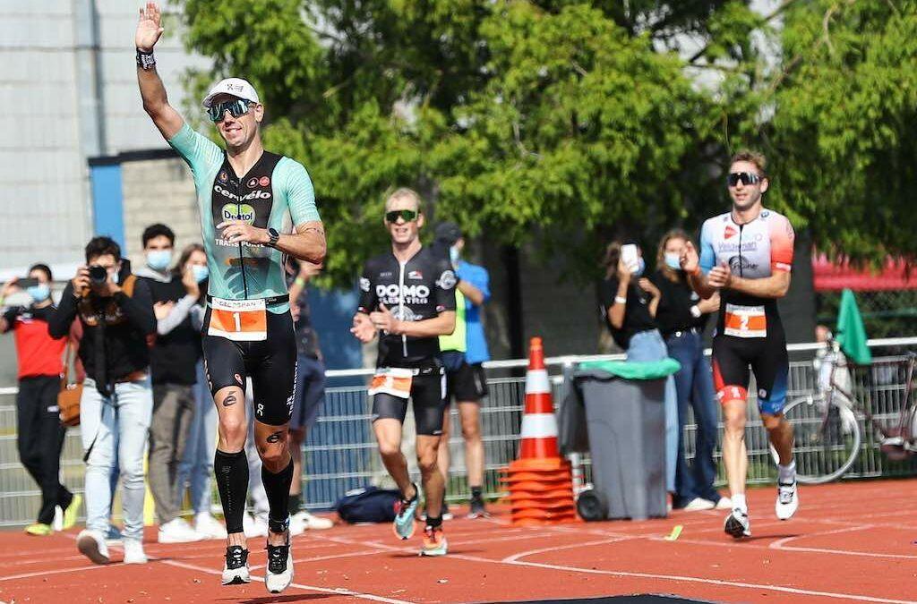 Blauwalg verstoort triatlons, afscheid van Fre en Snelle Jelle op WK – terug naar september 2020