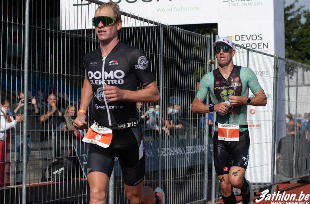 """Pieter Heemeryck naar 70.3 Dubai """"Hoop dat Frodeno meedoet, uniek om tegen hem te racen…"""""""