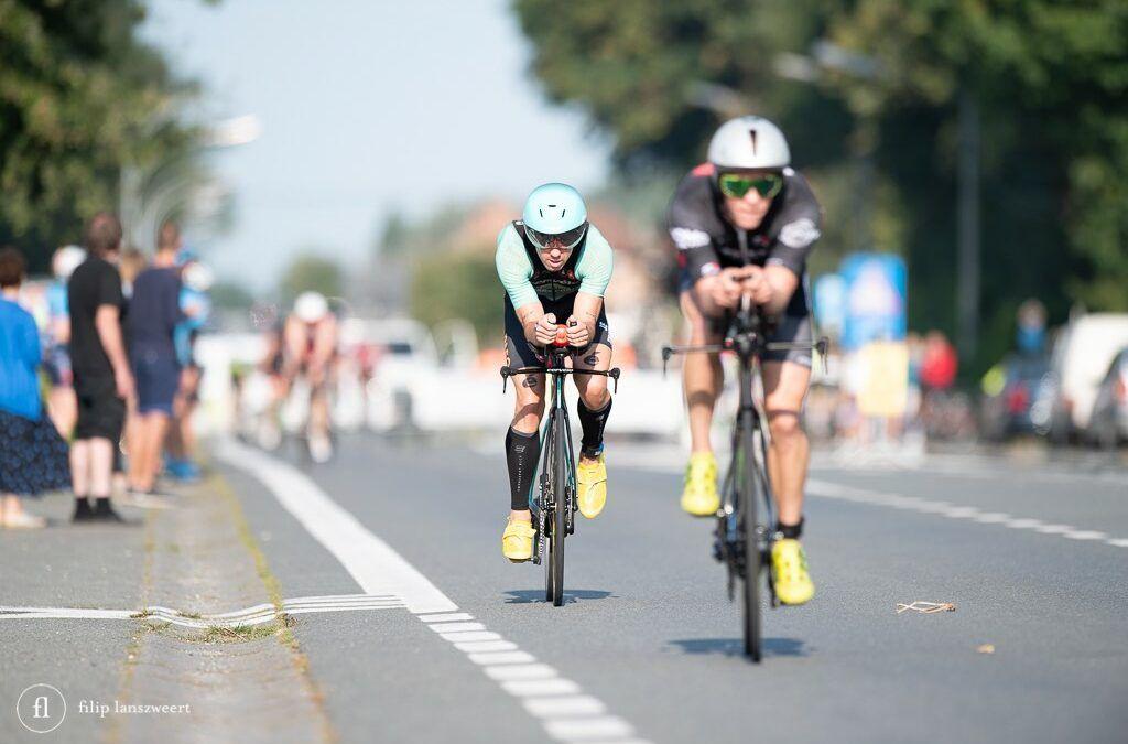 De triatlon van Menen door de lens van Filip Lanszweert