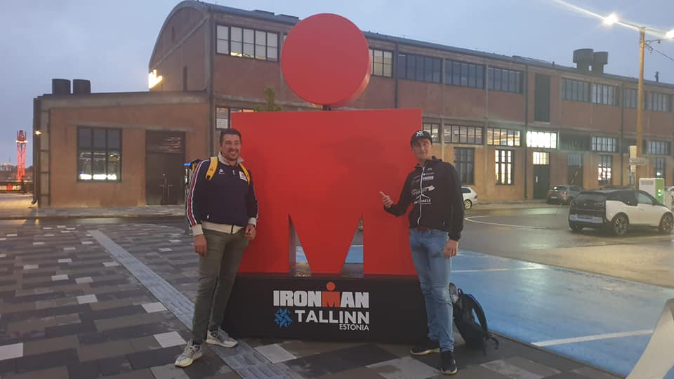 "Timmy Deman 7de in age group in Tallinn ""Wachten op telefoontje van Ironman om naar Kona te gaan…"""