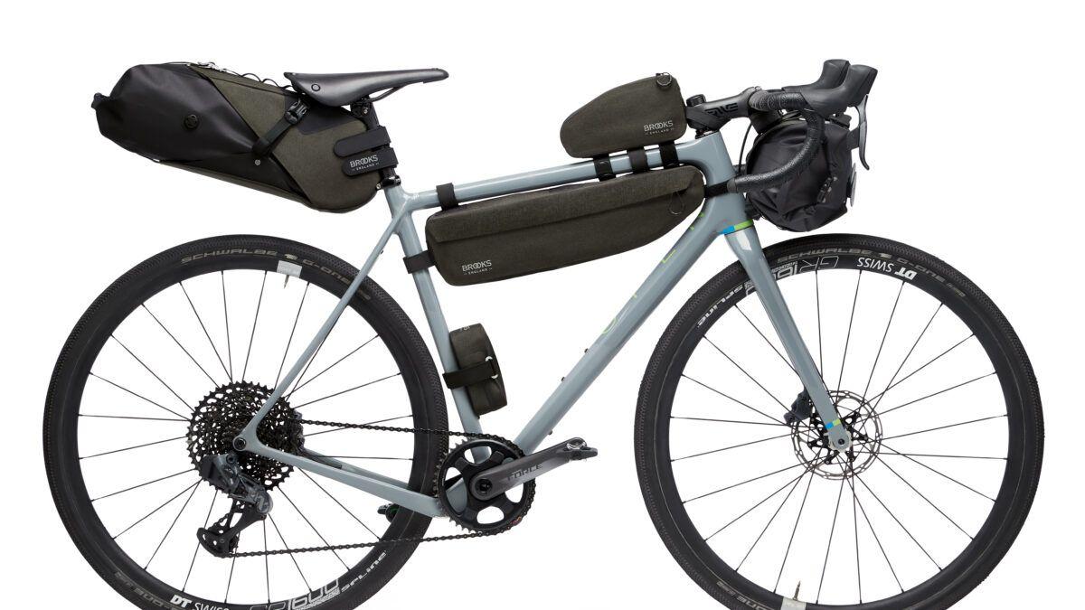 Brooks lanceert de nieuwe Scape Travel Bag collectie