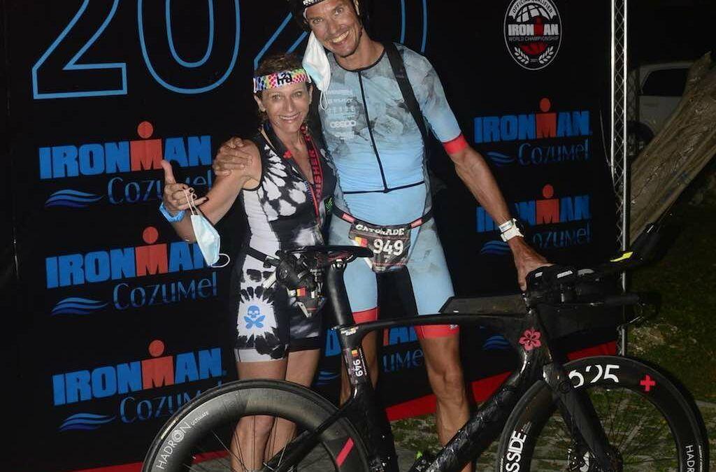 """Belgisch triatlonkoppel in Ironman Cozumel """"Ondanks maatregelen zijn Mexicanen opgewekt en vriendelijk"""""""