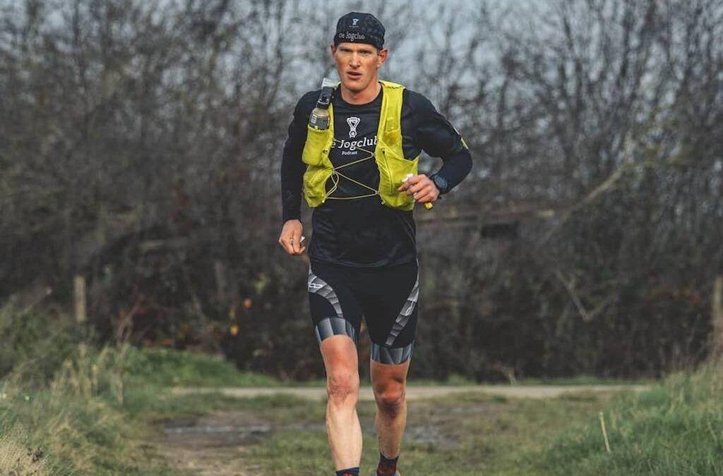 Seppe Odeyn loopt 'Fastest Known Time' op Hageland GR: 151 km in 14 uur en 9 minuten