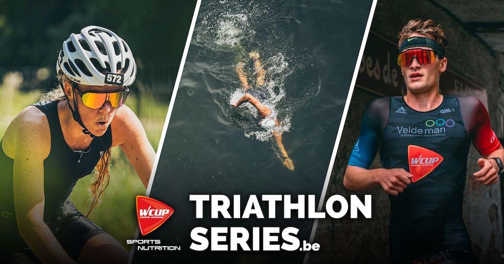 """Sportevents opent inschrijvingen WCUP Triathlon Series """"Perspectief bieden aan triatleten voor 2021"""""""