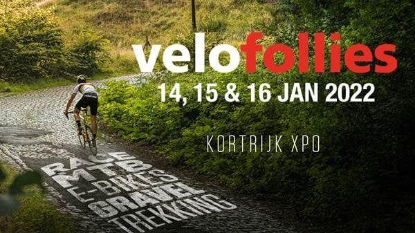 Grootste fietsbeurs van Belgie moet wijken voor corona, geen Velofollies in 2021