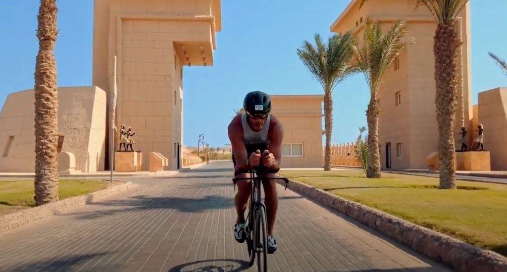 Een halve triatlon in de woestijn: Ironman kondigt 70.3 Ironman Egypt aan in november 2021