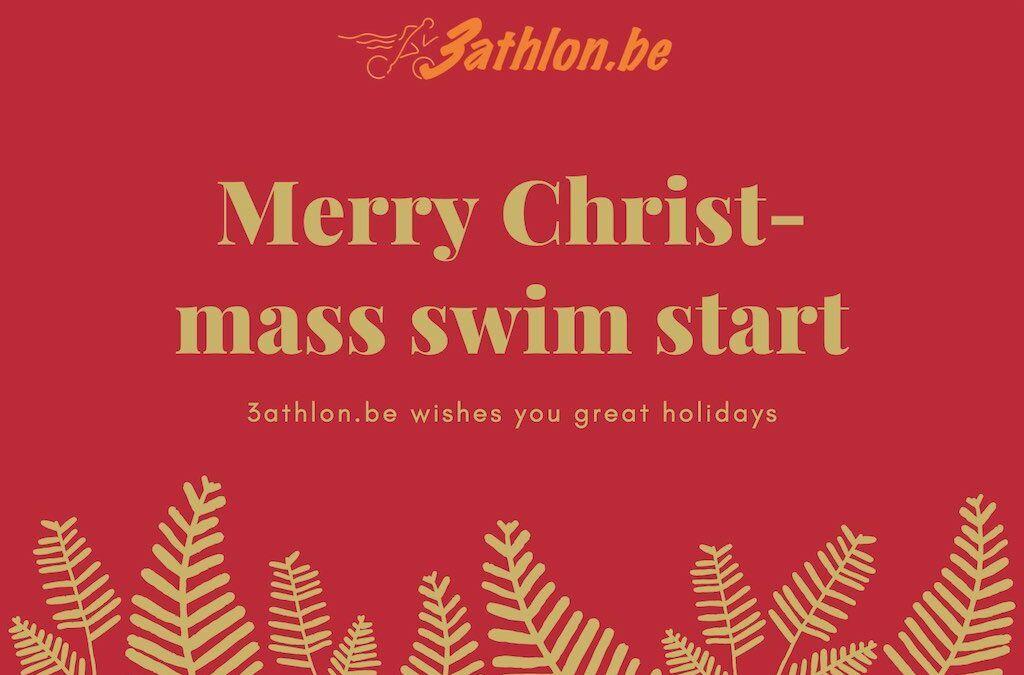 Zo brengen de pro-triatleten hun kerst door… Prettig kerstfeest iedereen!