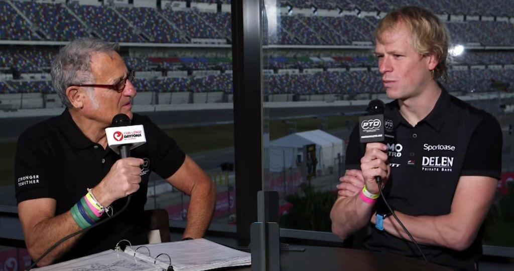 """Pieter Heemeryck bij Breakfast with Bob in Daytona: """"We zijn een klein landje met heel goeie triatleten"""""""