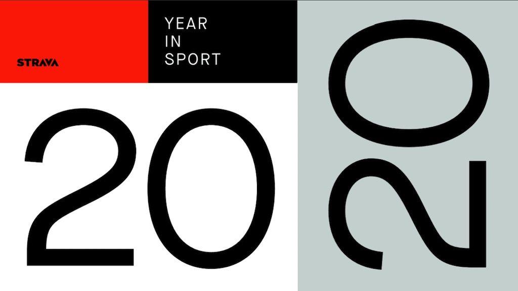 Year In Sport op Strava: opvallende corona-trends in Strava's 2020 jaar-rapport