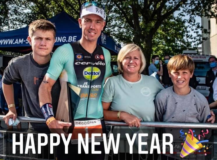 Een nieuw jaar met nieuwe plannen… Een overzicht van de beste triatlon-wensen voor 2021