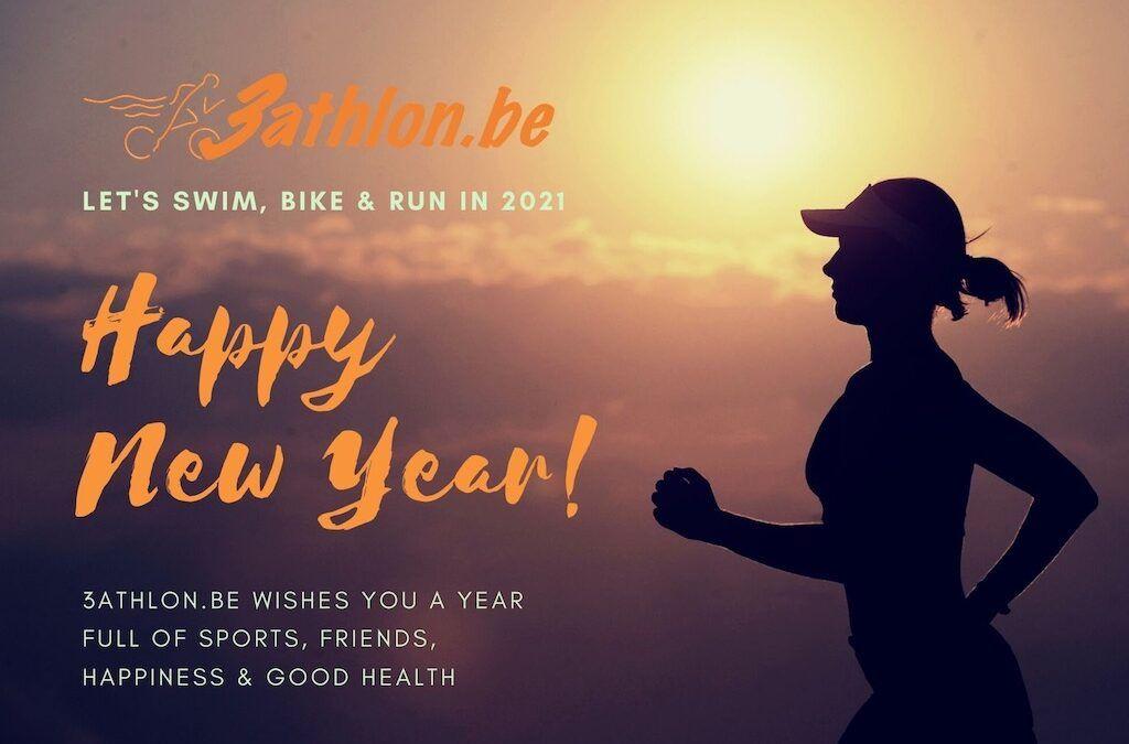 Van 1 ding zijn we zeker, in 2021 kan je geen 366 dagen sporten… Beste wensen iedereen!