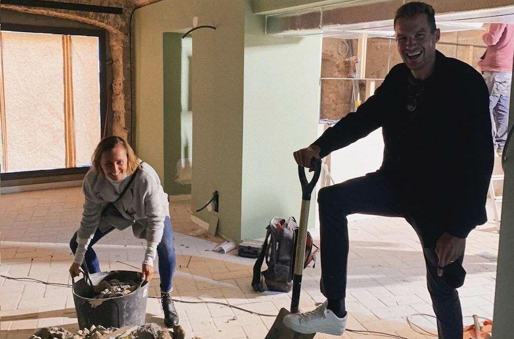 Blijven slapen bij Jan Frodeno? Ironman wereldkampioen wil cafe en hotel starten in Girona