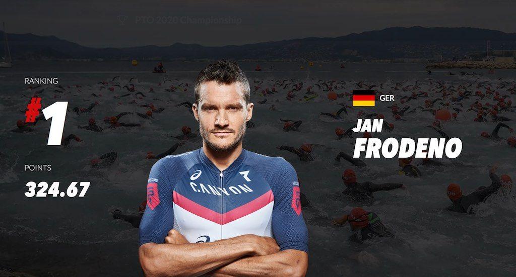 4 Belgische triatleten bij de vrouwen en 3 bij de mannen in top-100 van nieuwe PTO World Ranking