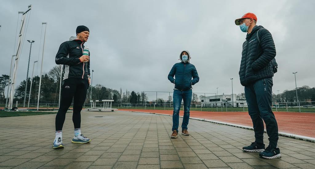 """Frederik Van Lierde nieuwe trainer van Pieter Heemeryck """"Progressie maken op volledige afstand"""""""