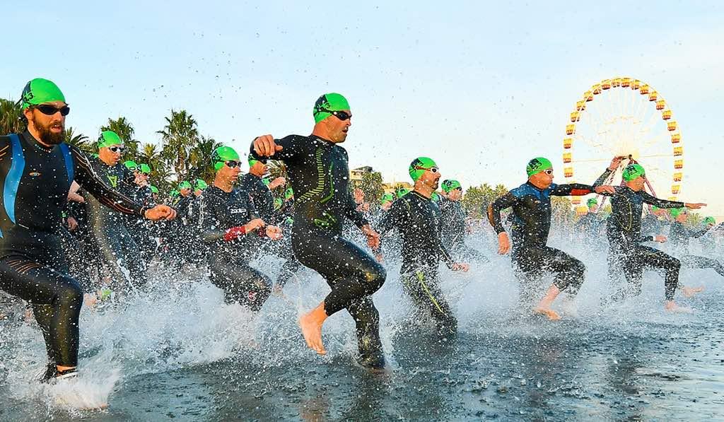 """Ironman CEO Andrew Messick """"We geloven dat we veilige races kunnen organiseren"""""""