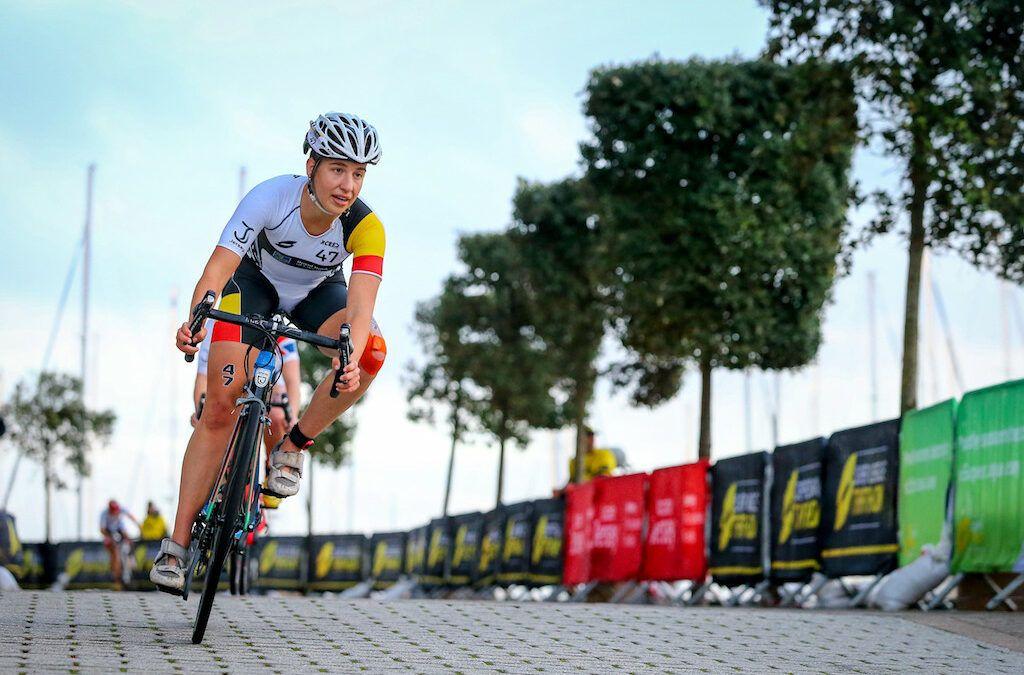 Talentrijke triatlete in finale van Koers Zoekt Vrouw