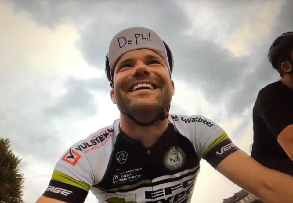 """Triatleet Davy Casteleyn in Blind Getrouwd """"Trouwen met een triatleet, je weet niet waaraan je begint…"""""""