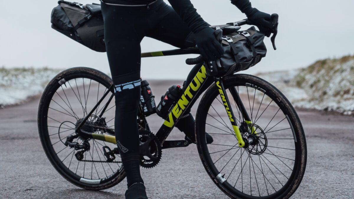 Met de Brooks Scape ben je klaar voor het langere werk op de fiets.