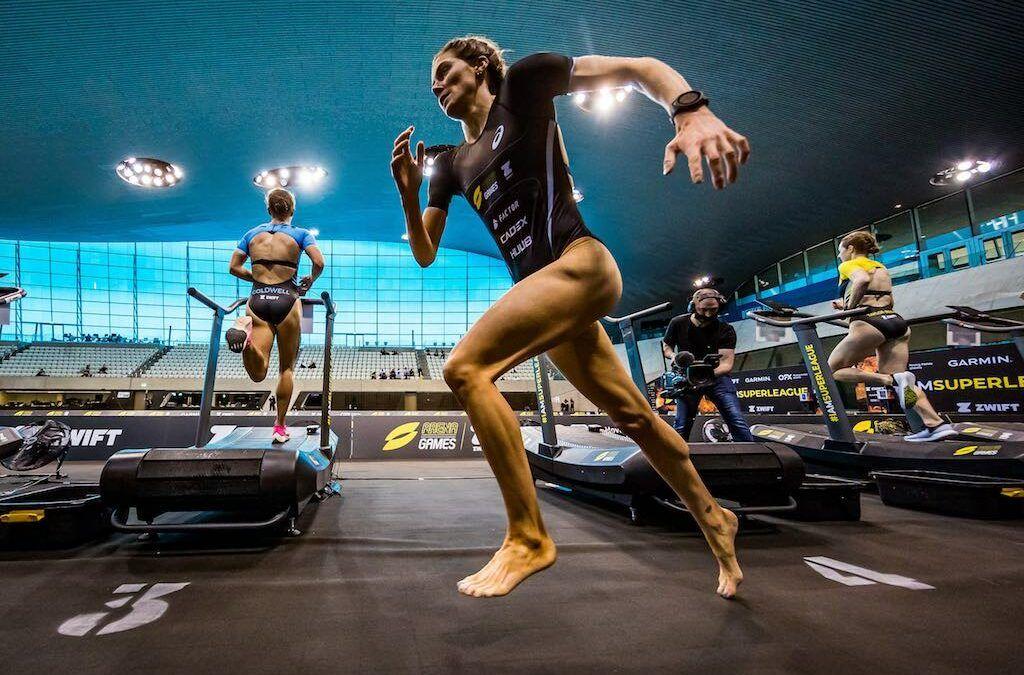 Schotse triatlete is nu ook (officieus) de snelste vrouw ter wereld met 14'41 op 5.000 meter