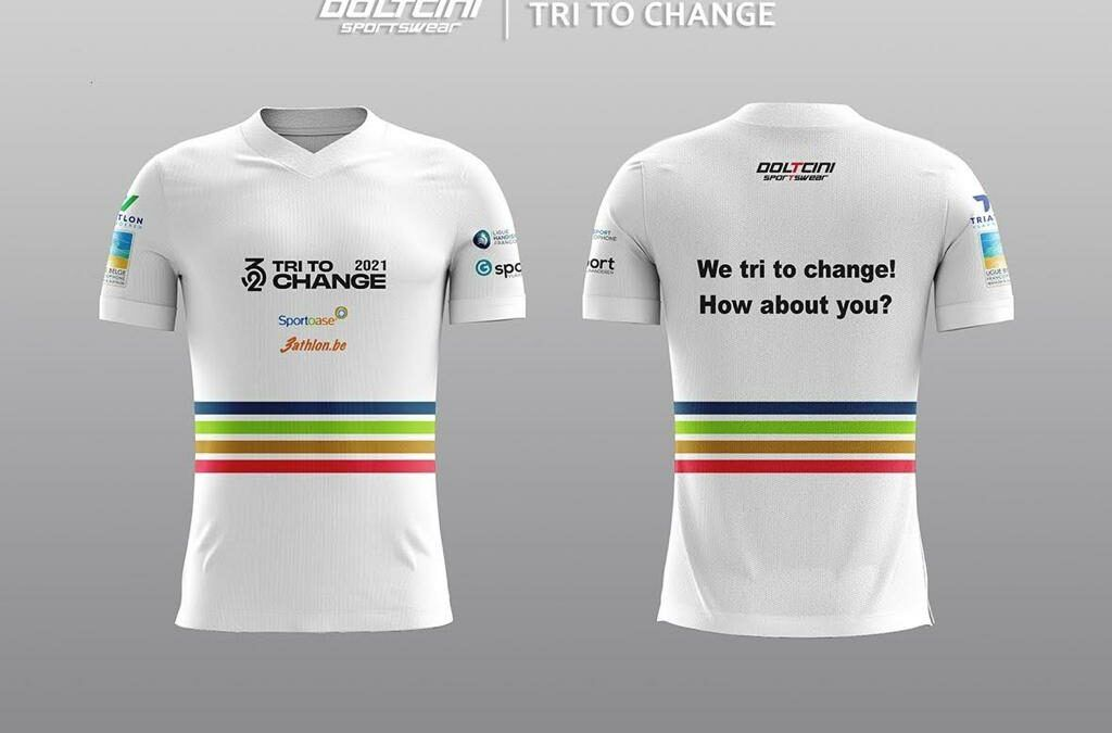 Een triatlon die zeker doorgaat… Start jouw seizoen met de TritoChange in april