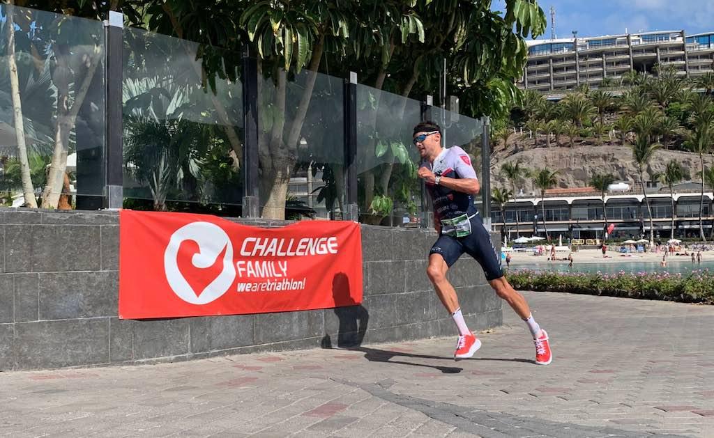 Jan Frodeno domineert Challenge Gran Canaria, Heemeryck geeft op na verliezen drinkbus