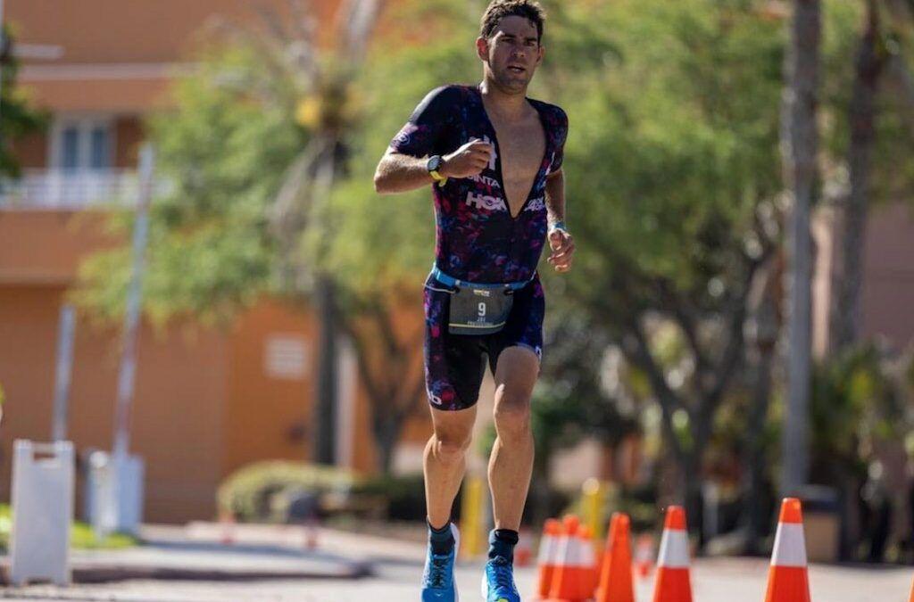 """Joe Skipper negeert penalty in 70.3 Ironman Texas: """"Ik wou mezelf eens testen tegen de top-triatleten"""""""