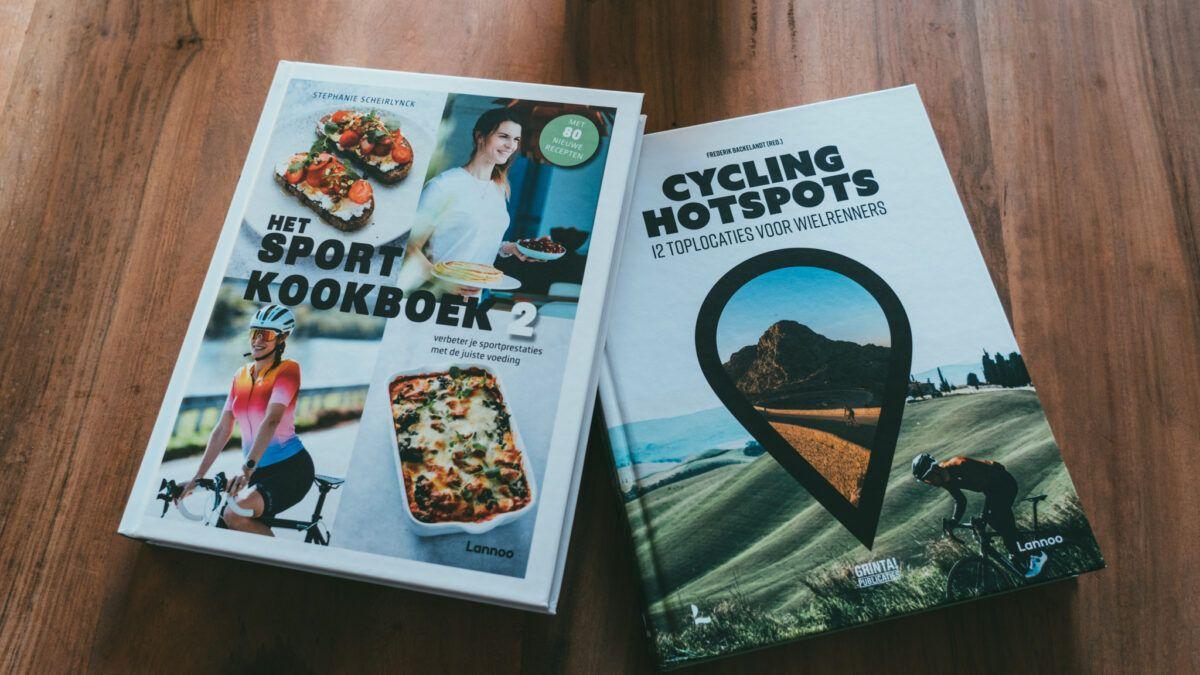 Uur Lectuur: Overheerlijke recepten en absolute aanraders voor fietsliefhebbers bij Uitgeverij Lannoo