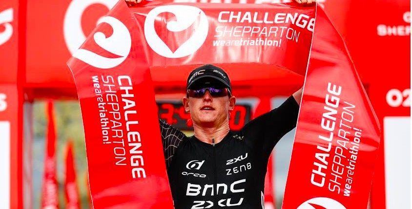 Winst voor Belgisch triatlonteam in Challenge Shepparton en 4 op een rij voor Ellie Salthouse