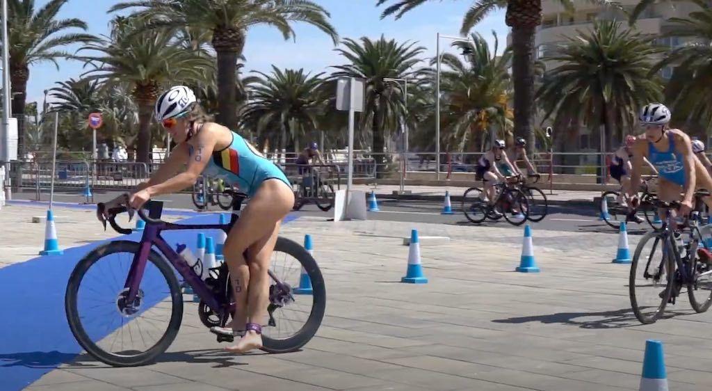 Highlights van European Triathlon Cup in Melilla – video
