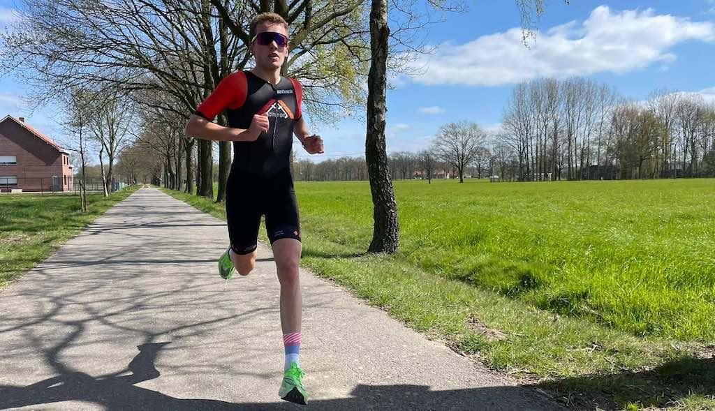 Opvallend snelle looptijden bij test-event winnaar Arnaud Dely