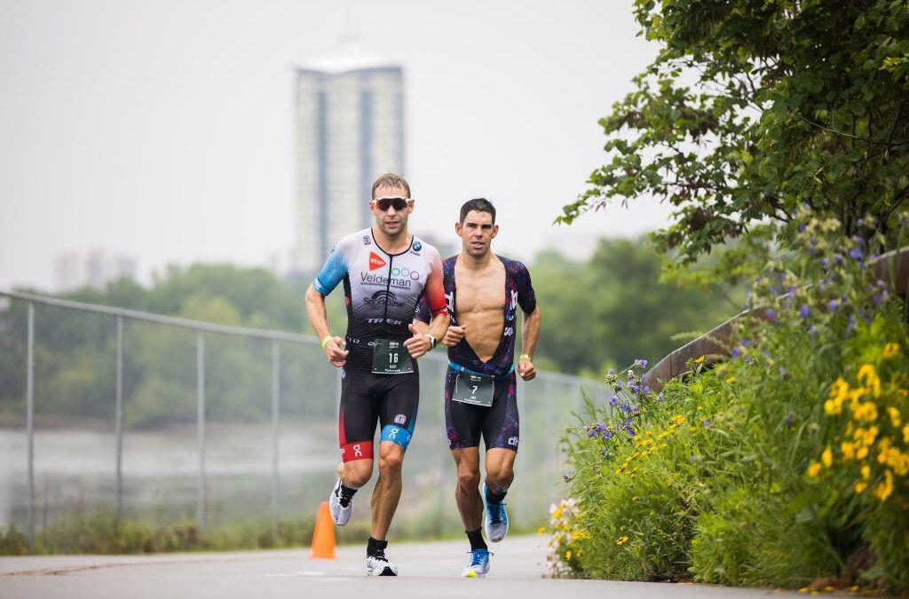 """Bart Aernouts kwalificeert zich voor WK in Hawaii """"Op het einde toch meer afgezien dan in meeste Ironmans"""""""