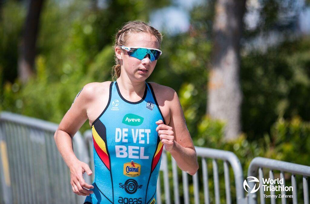 """Triatlete Hanne De Vet blijft voor olympisch reserve-ticket gaan """"De volgende keer maak ik het wel af"""""""
