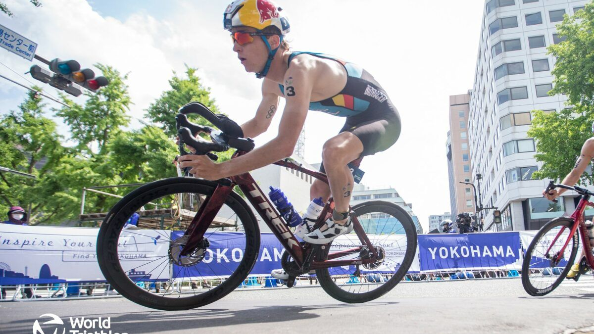 """Marten Van Riel over 7de plaats in Yokohama: """"Onmogelijk weg te fietsen als er maar 2 man meewerkt…"""""""