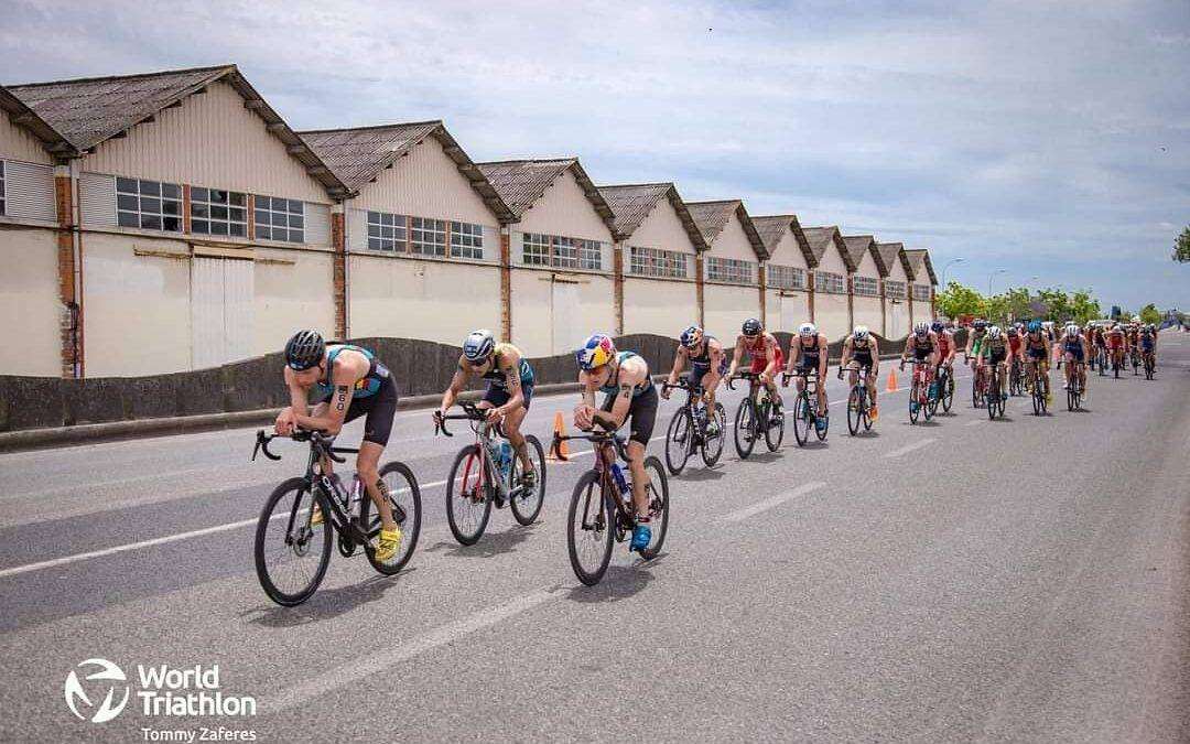 Terugblikken op Mixed Team Relay en World Cup Triatlon met highlight videos