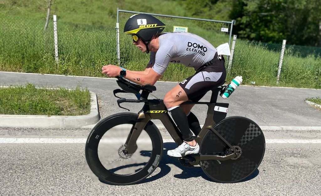 Triatleet Stenn Goetstouwers zesde in Challenge Riccione, Heemeryck zakt opnieuw terug in lopen