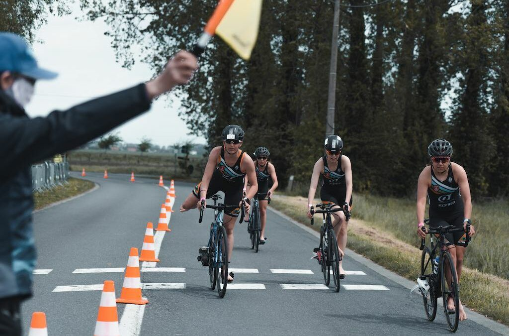 Eerste triatlon van de T3 Series in Sint-Laureins in beeld